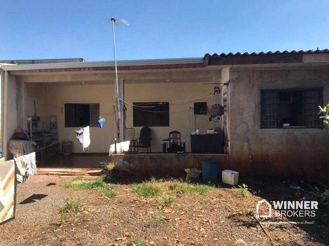 Casa com 2 dormitórios à venda, 70 m² por R$ 130.000,00 - Parque Residencial Bom Pastor -  - Foto 3