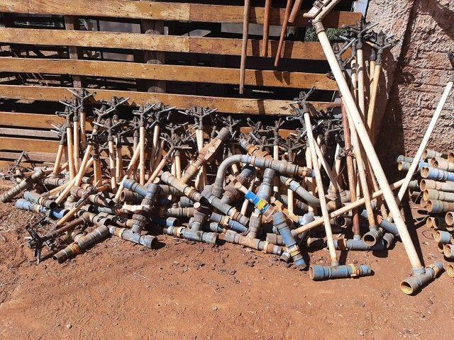 Aspersores para irrigação