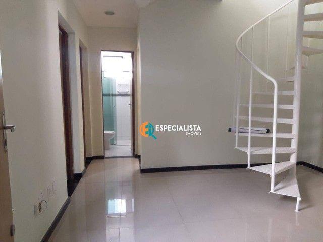 Cobertura com 2 dormitórios à venda, 42 m² por R$ 185.000,00 - Asteca (São Benedito) - San - Foto 3