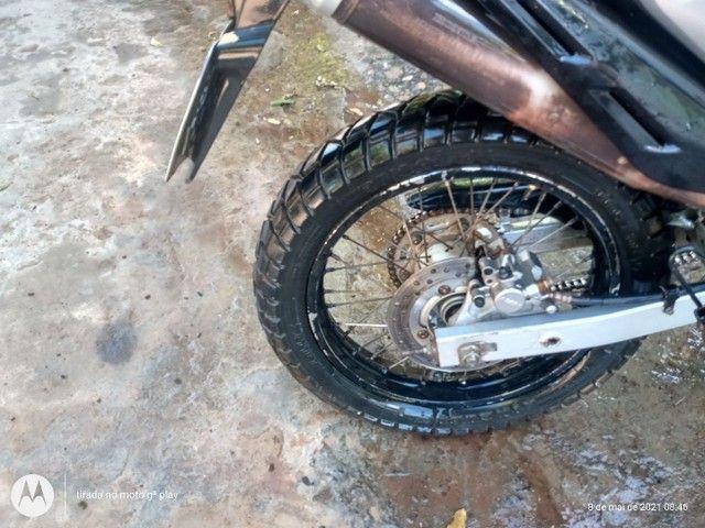 Bros ESDD 160 flexone agil pneus novos - Foto 4