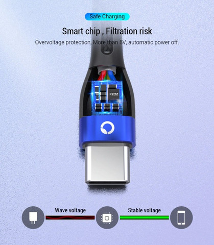 Carregador Turbo carregamento rápido 3.0 alta qualidade android - Foto 3