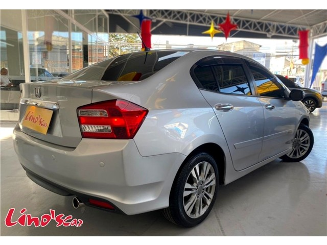 Honda City 2014 1.5 ex 16v flex 4p automático - Foto 3
