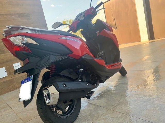 Honda Elite 125cc , 21/21 , 1000km =zero! - Foto 6