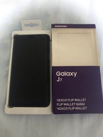 Capa case Galaxy J7 original  - Foto 3
