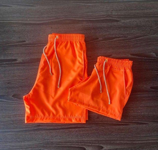Shorts moda praia - Foto 4