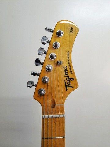 Guitarra Stratocaster Tagima TG530 Woodstock series - Foto 5