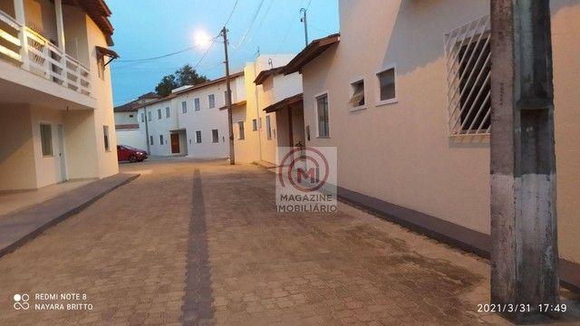 Apartamento Duplex com 3 dormitórios à venda, 91 m² por R$ 270.000,00 - Cambolo - Porto Se - Foto 13