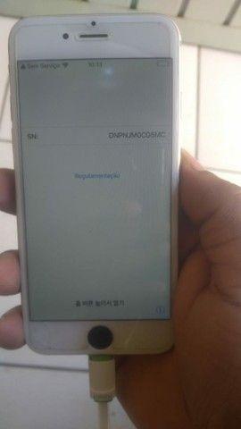 IPhone 6 Para retirar peça ou arrumar  - Foto 2