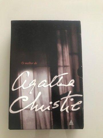 Box O Melhor de Agatha Christie