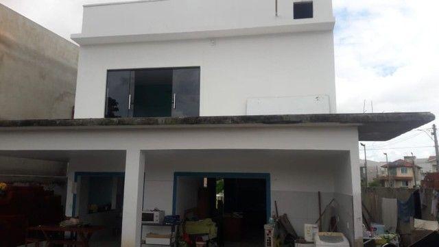 Casa Dúplex em obra com Piscina no Condomínio Jardins da Serra - Foto 12