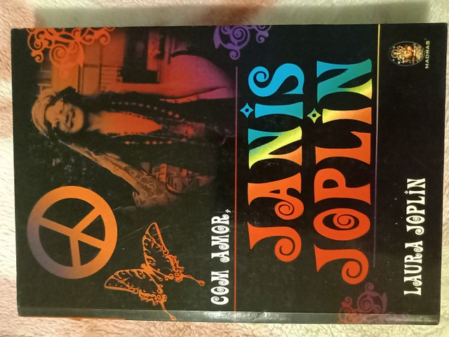 Com amor, Janis Joplin - Laura Joplin