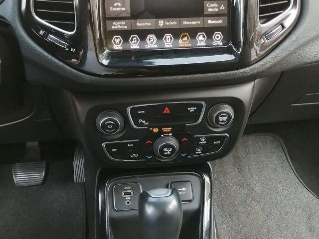 Jeep compass 2018 2.0 16v flex night eagle automÁtico - Foto 9