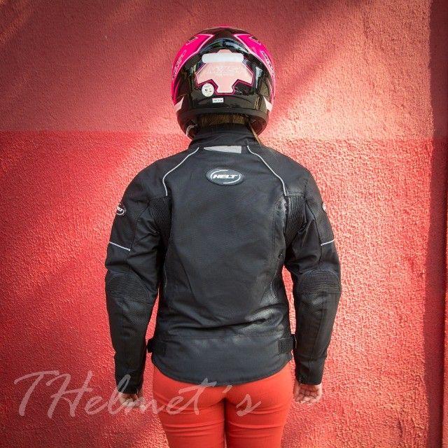 Jaqueta de moto, jaqueta feminina - Foto 7