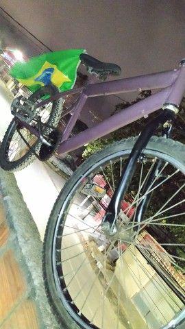 Bike BMX para pular - Foto 2