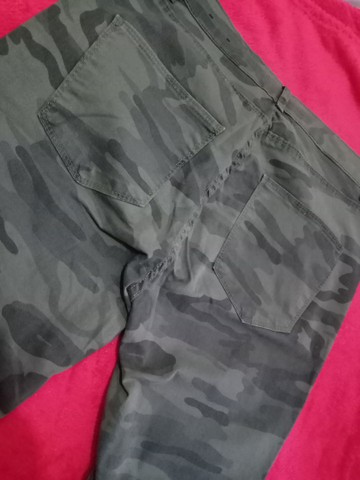 Calça camuflada NOVA 44 - Foto 3