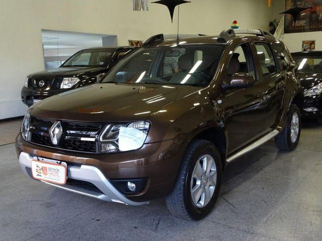 Renault Duster 2.0 Dymanique - Com Midia Nav - Carro Top