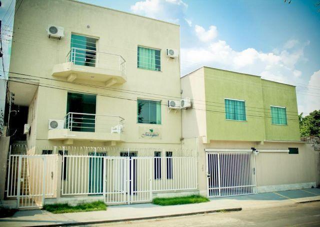 Apartamento Parque Paranjeiras um quarto