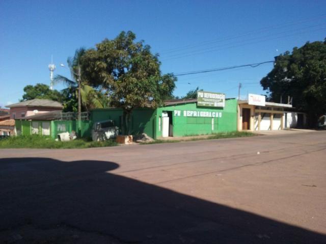 Vendo este terreno fica no bairro pacoval na rua são Paulo esquina com avenida amazonas