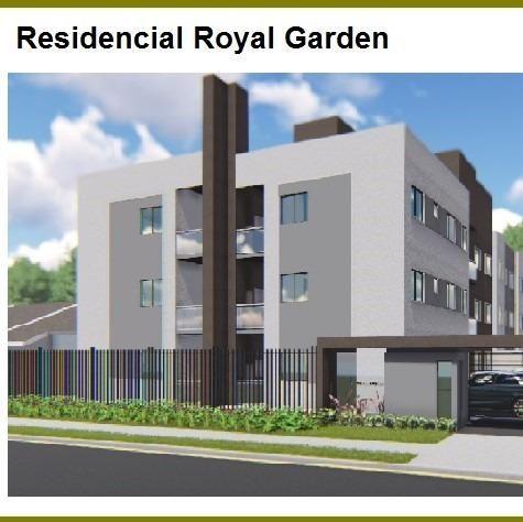 Apartamento 3 dormitórios no Jurema em São José dos Pinhais
