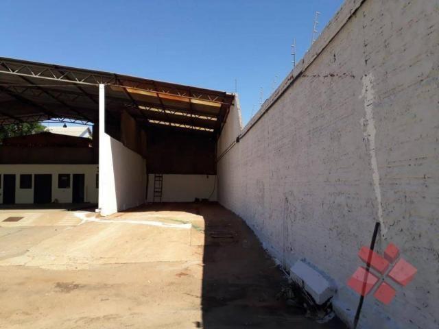 Galpão Comercial para Alugar, Área 6.400 m², Setor Santos Dumont, com , Goiânia. - Foto 11