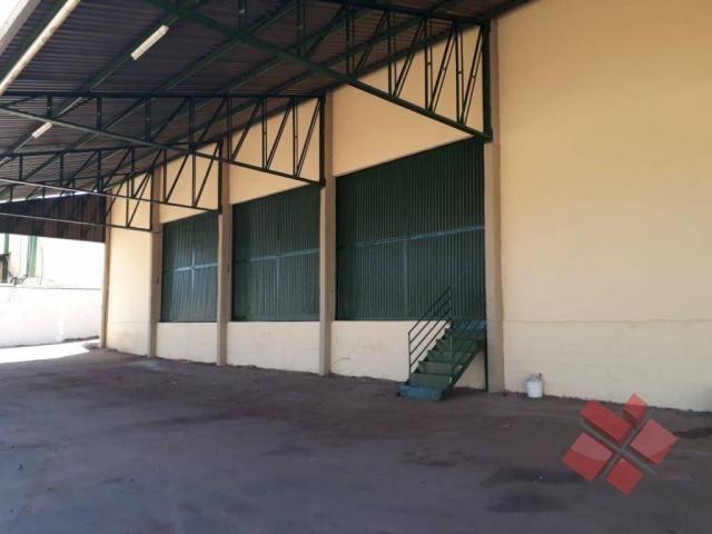 Galpão Comercial para Alugar, Área 6.400 m², Setor Santos Dumont, com , Goiânia. - Foto 7