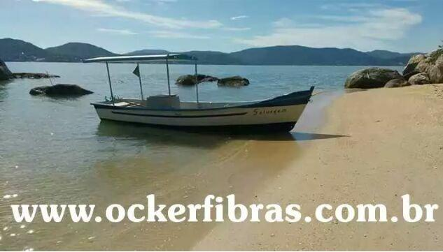 Ocker Fibras (Barcos em fibra) - Foto 3
