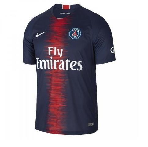 da1aef99a8 Camisa Nike PSG 18 19 vrm SN tam  p-m-g - Esportes e ginástica ...