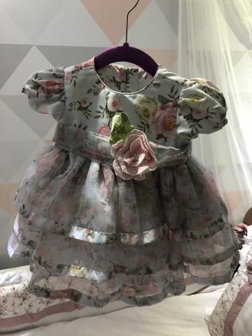 Olx vestido festa infantil