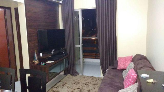 Apartamento Quadra 02 reformado e com móveis planejados