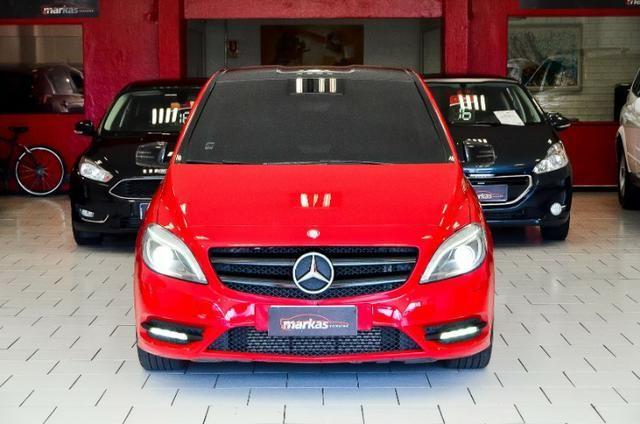 Mercedes B200 Sport Cgi Turbo 1.6 156 Cv Cambio 7 Marchas 2012 45.000 Km - Foto 3