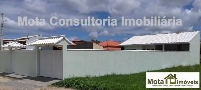 Mota Imóveis - Tem Araruama Casa 1 Suíte com Área de Churrasqueira em Condomínio-CA-303 - Foto 3