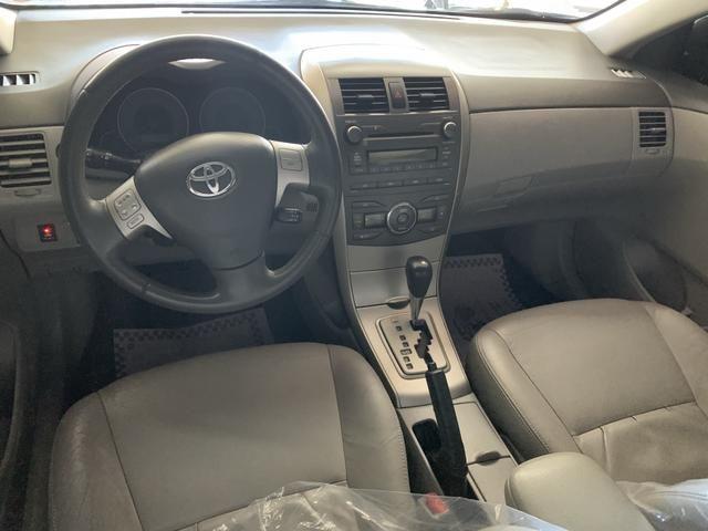 Toyota Corolla XEI 2009 Automático - Foto 4