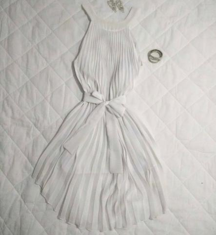 Lindo Vestido Branco