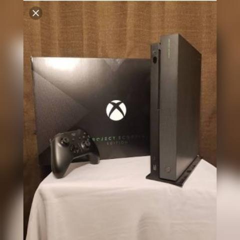 Xbox one x project scorpio - Foto 2