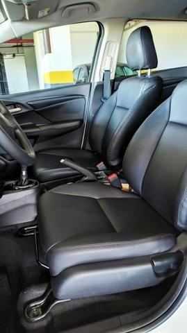 Honda Fit 15/15 64mil KM faz 13.7Km/l Na Cidade - Foto 8