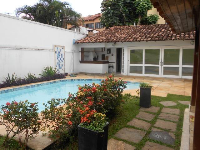 Ampla casa em condomínio fechado de Itaipu