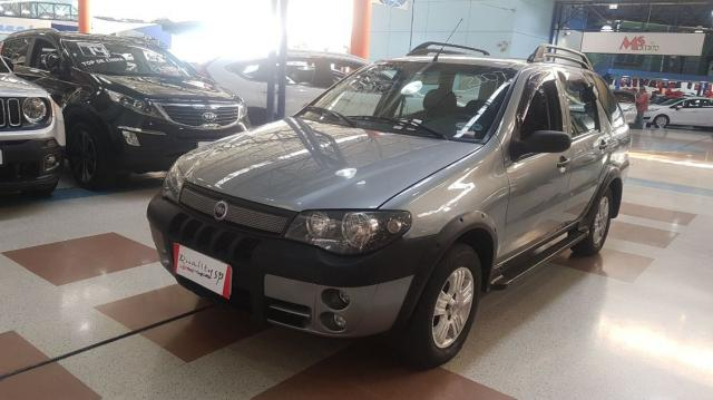 FIAT PALIO 1.8 MPI ADVENTURE WEEKEND 8V - Foto 9