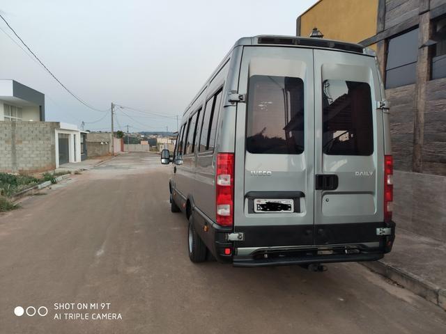 Iveco daily 2011 passageiro completa - Foto 3