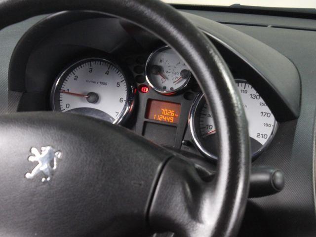 207 Sedan Passion XR 1.4 Flex 8V 4p - Foto 10