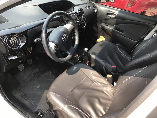 Etios sedan XLS 1.5 flex - Foto 6