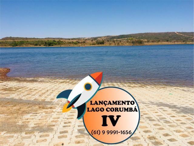 Excelente condomínio na beira do lago Corumba - Foto 2