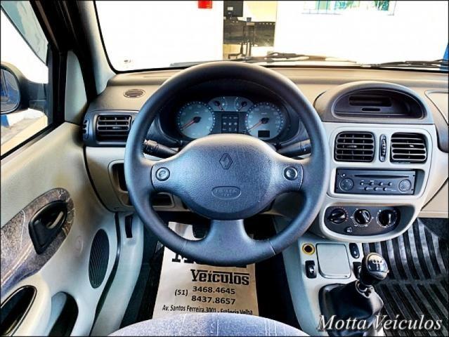 Renault Clio Sedan CLIO 1.6 PRIVILEGE SEDAN 16V 4P - Foto 7