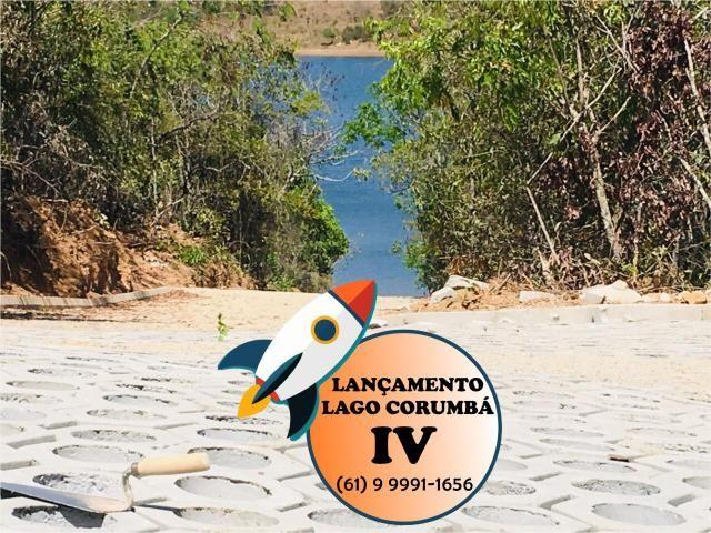 Excelente condomínio na beira do lago Corumba - Foto 10