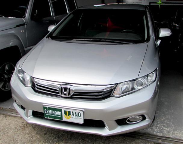 Honda Civic  Sedan LXR 2.0 Flexone 16V Aut. 4p FLEX AUTOMÁT - Foto 2