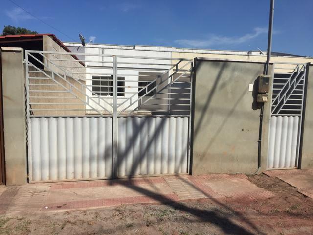 Casa em Morada da Barra-Financio pela CEF