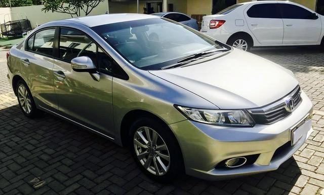 Honda Civic 2.0 automático 2014 Muito Novo - Foto 2
