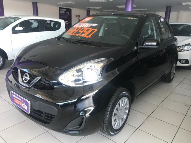 Nissan march 1.0 2019 motor 3 cilindros - Foto 2