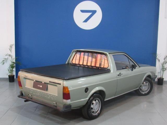 Volkswagen Saveiro LS 1.6 1985 Em Impecável estado!! - Foto 12