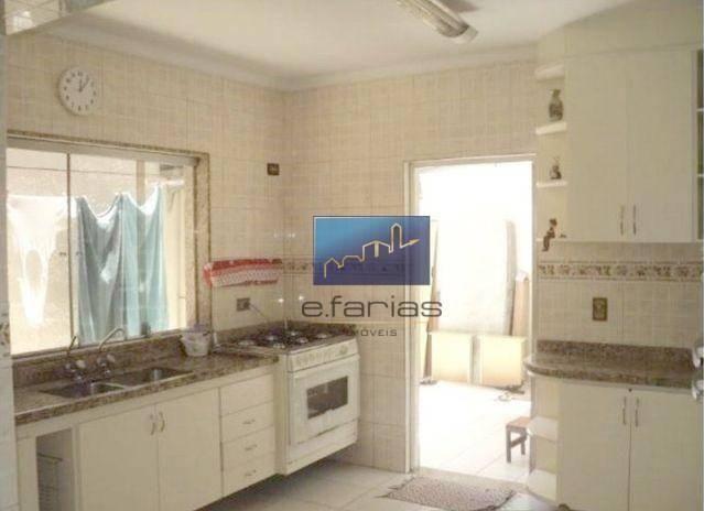 Sobrado com 4 dormitórios à venda, 138 m² por R$ 480.000,00 - Jardim Santa Maria - São Pau - Foto 8