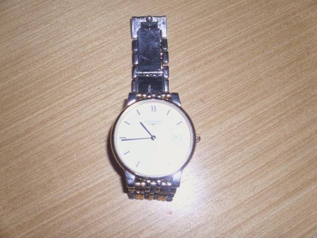 4557a0a97a2 Relógio Longines